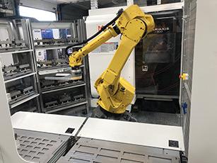 robot usirea
